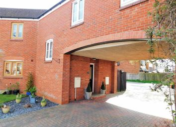 Thumbnail 2 bed mews house for sale in Swansmoor Drive, Hixon, Stafford