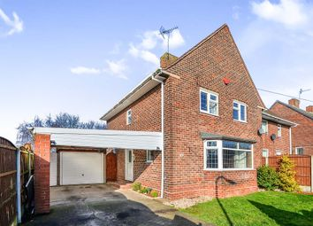 Thumbnail 3 bed semi-detached house for sale in Linwood Crescent, Eastwood, Nottingham