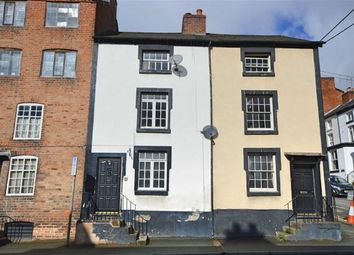 Thumbnail 3 bed terraced house for sale in 8, Commercial Street, Newtown, Powys