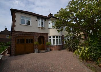 Thumbnail 4 bed semi-detached house for sale in Waterhall Avenue, Highams Park
