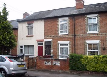 Thumbnail 2 bed terraced house to rent in Foxhill Road, Reading, Berkshire