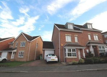 Thumbnail 4 bed semi-detached house to rent in The Wharf, Knottingley