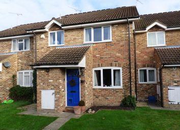 Thumbnail 2 bed terraced house for sale in Saffron Court, Farnborough