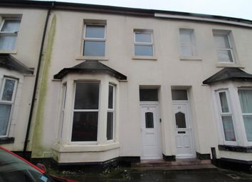 Thumbnail 4 bed terraced house to rent in Belmont Avenue, Blackpool