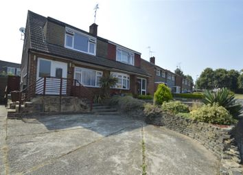Thumbnail 3 bed semi-detached house for sale in Pump Lane, Rainham, Gillingham, Kent