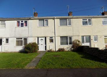 3 bed terraced house for sale in Wimbourne Crescent, Pencoed, Bridgend. CF35