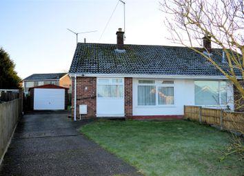 Thumbnail 2 bed semi-detached bungalow for sale in Baldock Drive, King's Lynn