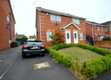 Thumbnail 2 bedroom semi-detached house for sale in Toll House Mead, Mosborough, Sheffield