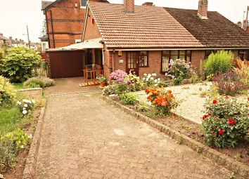 Thumbnail 2 bedroom bungalow for sale in Etruria Road, Stoke-On-Trent