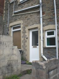 Thumbnail 1 bed flat to rent in Glancynon Terrace, Abercynon