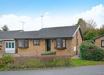Thumbnail 3 bed bungalow for sale in Castlerow Drive, Bradway, Sheffield