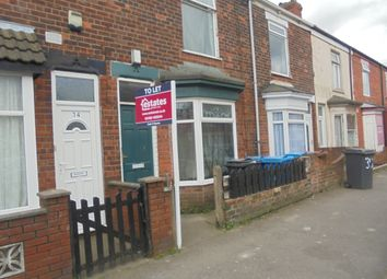 Thumbnail 1 bedroom terraced house to rent in Endymion Street, Hull