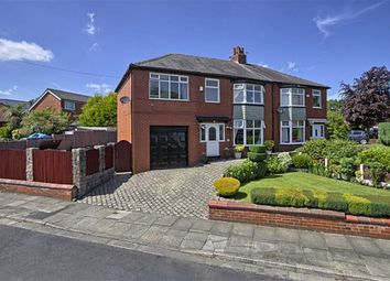 Thumbnail 4 bed semi-detached house for sale in Wilmslow Avenue, Sharples, Bolton