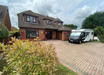 Thumbnail 3 bedroom detached house for sale in Berry Lane, Langdon Hills, Basildon