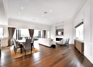 Thumbnail 5 bed flat to rent in Grosvenor Road, Pimlico