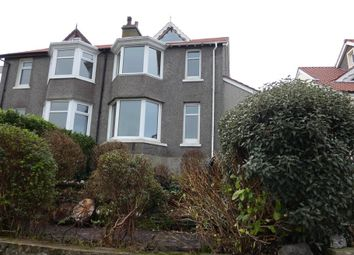 Thumbnail 4 bed semi-detached house for sale in Darragh, Port Erin, Isle Of Man