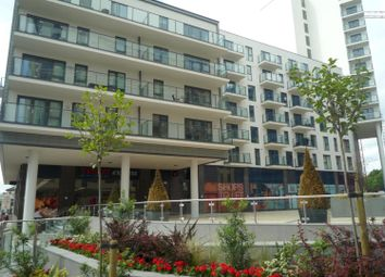 Thumbnail 1 bed flat for sale in Guildford Road, Hook Heath, Woking