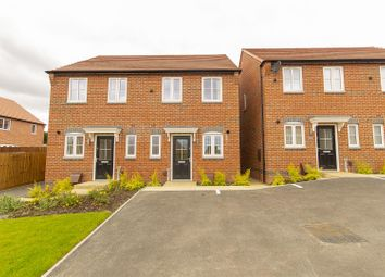 Thumbnail 2 bed semi-detached house for sale in Baker Place, Wingerworth, Chesterfield
