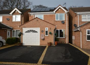 Thumbnail 3 bed detached house for sale in Alpine Grove, Hollingwood, Chesterfield
