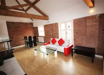 Thumbnail 2 bed flat to rent in Wellington Street, City Centre, Leicester