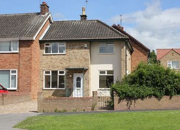 Thumbnail 3 bed terraced house for sale in Wauldby Close, Anlaby, Hull