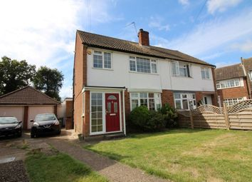 Thumbnail 3 bedroom semi-detached house to rent in Goffs Crescent, Goffs Oak, Waltham Cross