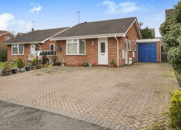 Thumbnail 2 bedroom detached bungalow for sale in Pugin Close, Perton, Wolverhampton