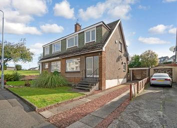 Thumbnail 3 bed semi-detached house for sale in 61 Breval Crescent, Hardgate