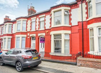 Thumbnail 3 bed terraced house for sale in Woodhall Road, Liverpool