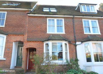 Thumbnail 4 bed terraced house for sale in Yorke Road, Reigate