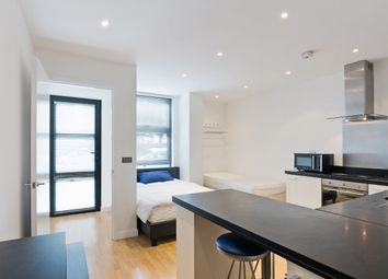Thumbnail  Studio to rent in Byng Street, Canary Wharf, London