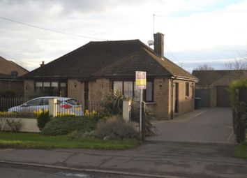 Thumbnail 4 bedroom detached bungalow for sale in Upwell Road, March