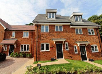Thumbnail 3 bed semi-detached house to rent in John Morgan Close, Hook
