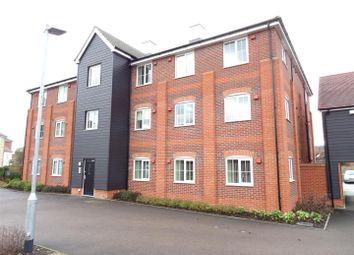 Thumbnail 2 bed flat for sale in Windsor Court, Needham Market, Ipswich