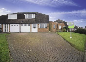 Thumbnail 3 bed semi-detached house for sale in Gaydon Road, Solihull