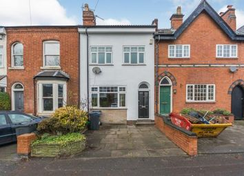 3 bed terraced house for sale in Vicarage Road, Kings Heath, Birmingham, West Midlands B14