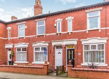 Thumbnail 2 bed terraced house for sale in Belfield Road, Reddish, Stockport