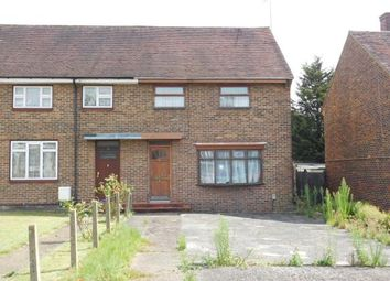 Thumbnail 2 bed end terrace house for sale in Straight Road, Romford