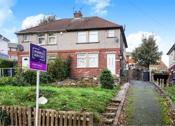 Thumbnail 3 bed semi-detached house for sale in Springhead Road, Thornton