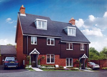Thumbnail 3 bedroom semi-detached house for sale in The Colton Hadham Road, Bishop's Stortford