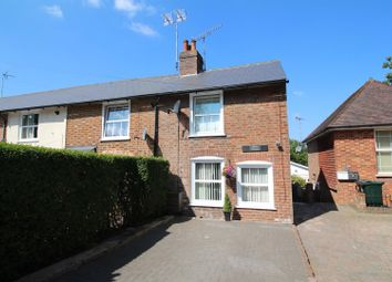 Thumbnail 2 bed end terrace house for sale in Silver Hill Road, Willesborough, Ashford