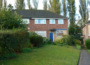 Thumbnail 2 bed maisonette for sale in Sandy Croft, Sutton Coldfield