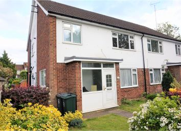 Thumbnail 2 bed maisonette for sale in Mitchell Close, Wilmington