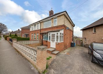 3 bed semi-detached house for sale in Shirehall Crescent, Sheffield, South Yorkshire S5