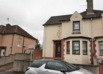 Thumbnail 3 bed semi-detached house for sale in Almond Street, Riddrie
