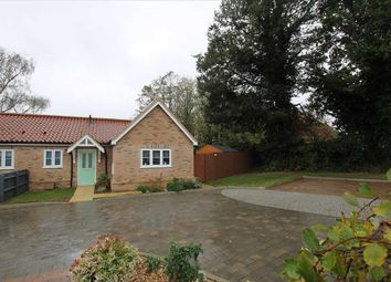 Thumbnail 2 bed bungalow for sale in Parsonage Close, Felixstowe