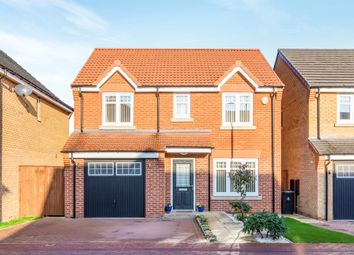 Thumbnail 4 bed detached house for sale in Holly Field Crescent, Edenthorpe, Doncaster