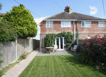 Thumbnail 2 bed semi-detached house for sale in Carrington Lane, Milford On Sea