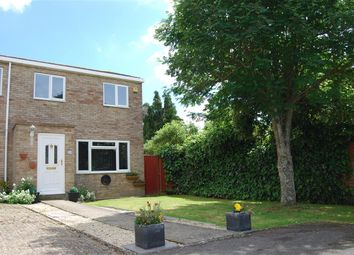 Thumbnail 3 bed end terrace house for sale in Sandgate, Swindon