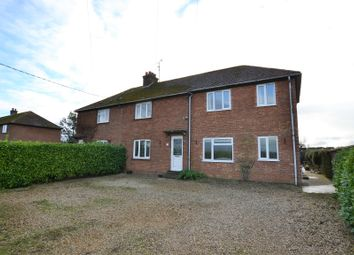 Thumbnail 4 bed semi-detached house for sale in Eastwood, Docking, King's Lynn